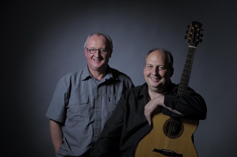 The Duo Norbert Gottschalk / Frank Haunschild – Jazz Campus Iserlohn