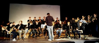 Jazamwo / Big Band des Woeste-Gymnasiums Hemer