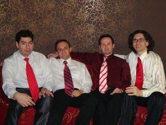 New Centropezn Jazz Quartett
