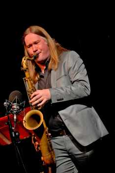 Uwe Plath Tenor Saxophon