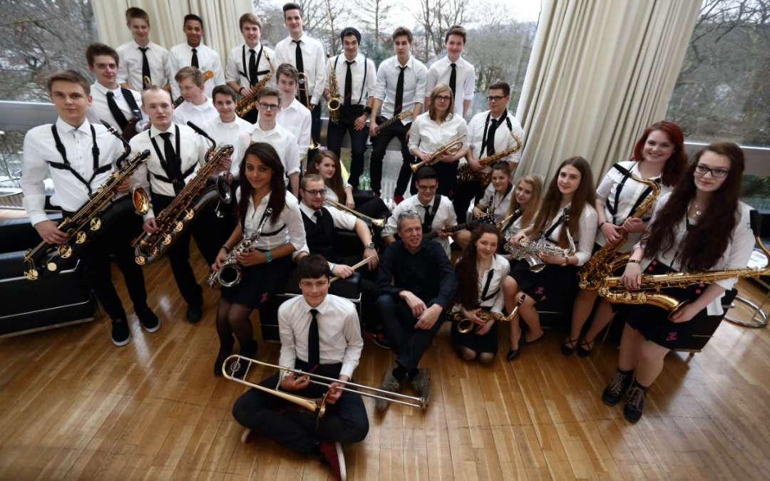 JazZination & Friends – Jugend-Bigband-Festival