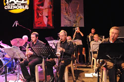Big Band du Jazz Club de Grenoble