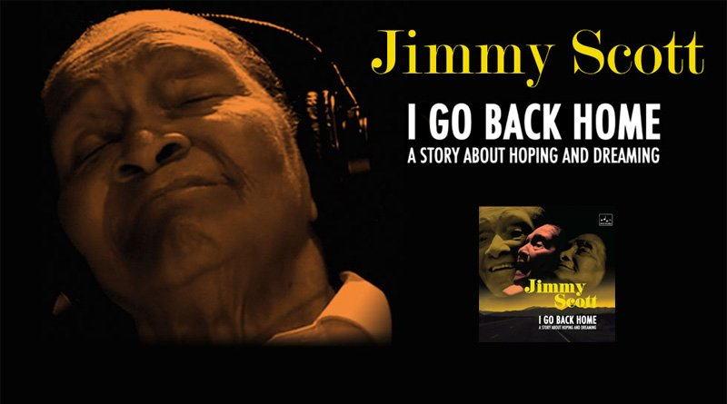 JimmyScott - I go back home - cover