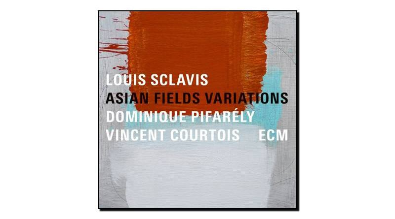 Louis Sclavis, Dominique Pifarely, Vincent Courtois - Asian Field Variations