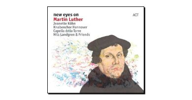 Various Artists - New Eyes On Martin Luther