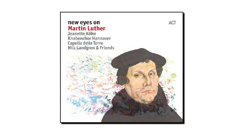 AA.VV. - New Eyes On Martin Luther