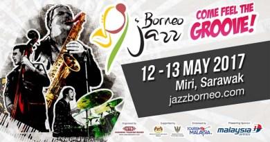 屆婆羅洲爵士音樂節2017