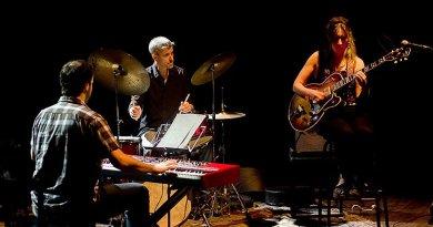 Patricia Grinfeld Trio © Martha Gonzalez