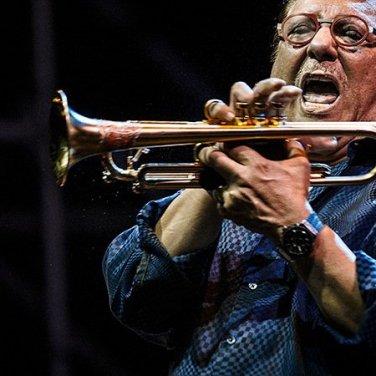 Arturo Sandoval @ Fabrizio Giammarco