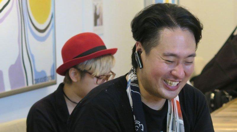 Ukkalin san 專訪 Django Festival Tokyo 2017 Eliza Wong Jazzespresso