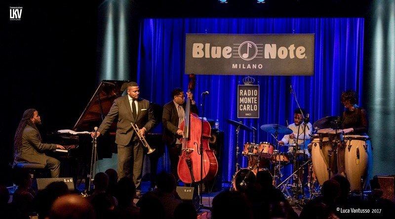 Blue Note Milano Jeremy Pelt Quintet Jazzespresso Live Reportage