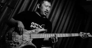 Entrevista 任宇清 Ren Yuqing Iug Mirti Jazzespresso