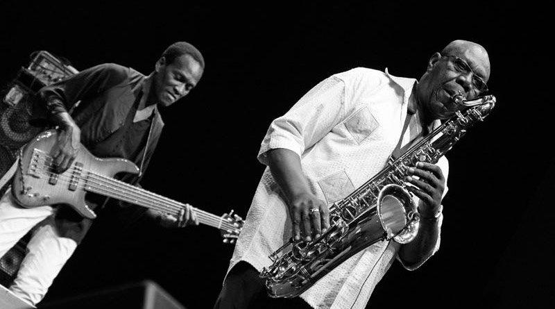 舉辦的開普敦國際爵士音樂節 Cape Town International Jazz Festival 2018