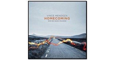 Vince Mendoza / WDR Big Band, Homecoming, Sunnyside, 2017