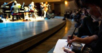 Jazz Art, Alessandro Curadi interview - Luca Vantusso - jazzespresso