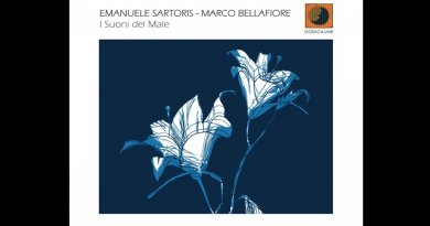 Emanuele Sartoris and Marco Bellafiore, Il Profumo - jazzespresso