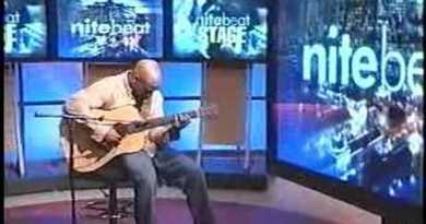 Kevin Eubanks Acoustic - jazzespresso