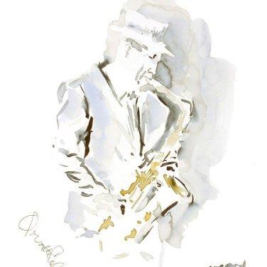Ornette Coleman © Alessandro Curadi