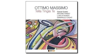 Ottimo Massimo, Tella Tingia Te, Alfa Music, 2017 - jazzespresso es