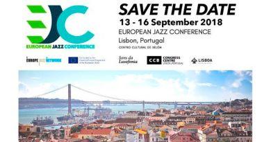 European Jazz Conference 2018, Lisboa, Portugal - Jazzespresso es