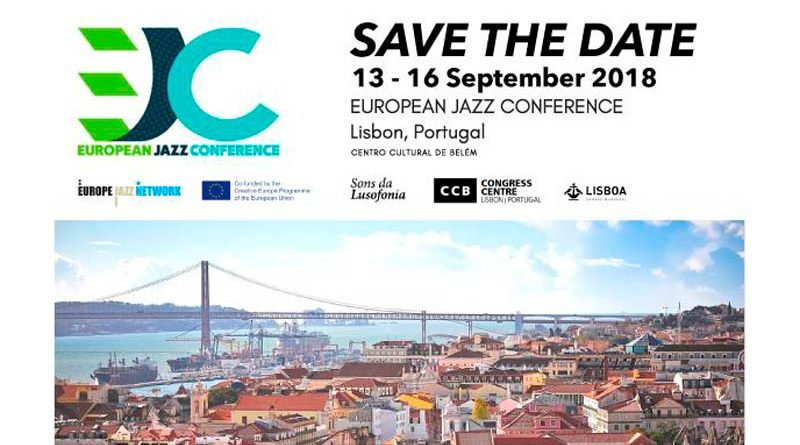 European Jazz Conference 2018, Lisboa, Portugal - Jazzespresso es