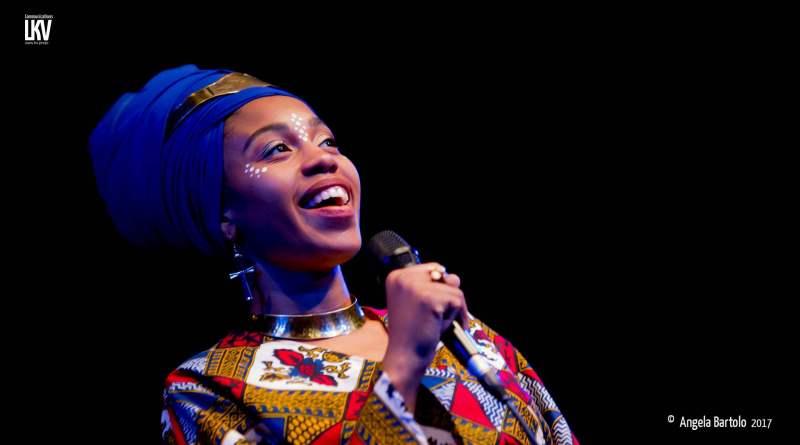 Blue Note Milano, Jazzmeia Horn - Live Reportage Angela Bortolo tw