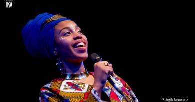 Blue Note Milano, Jazzmeia Horn - Live Reportage Angela Bortolo es