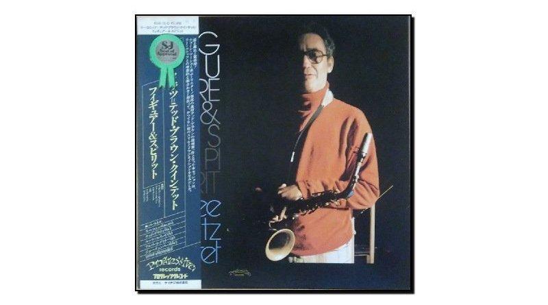 VINILOS RAROS - Lee Konitz, Figure & Spirit, 1976 - Jazzespresso