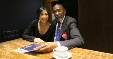 Ron Carter Interview Eliza Wong Jazzespresso Blue Note Tokyo