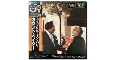 The Count Basie and his Orchestra, April In Paris, Verve, 1957 - cn
