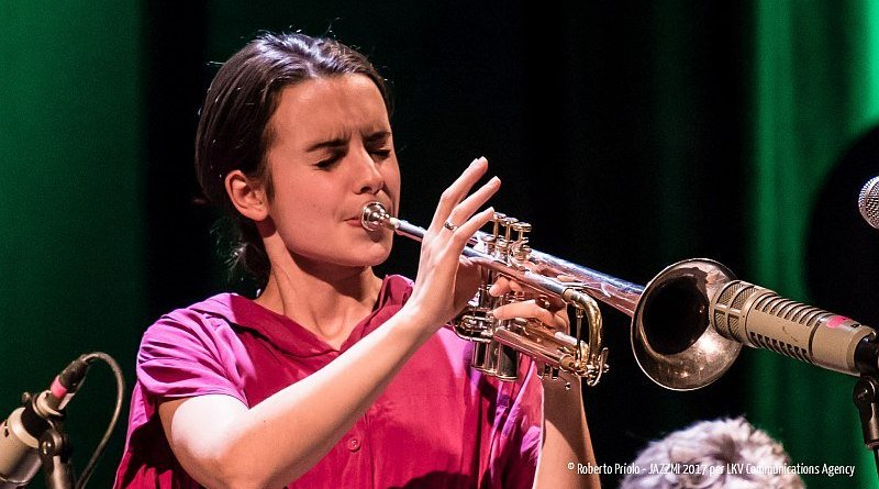 Andrea Motis 專訪 jazzespresso jazz espresso Eliza Wong