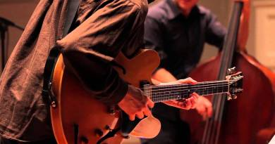 Ben Allison Quartet, Live @ The Haven - Jazzespresso YouTube Video