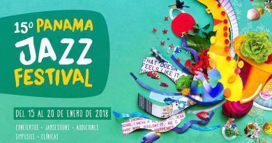 巴拿马爵士音乐节 Panama Jazz Festival 2018, 巴拿马共和国巴拿马市