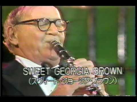 Benny Goodman, Sweet Georgia Brown, Live @ Budokan, Japan, 1980