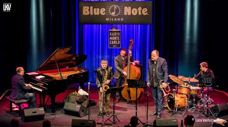 Blue Note Milano Claudio Fasoli Jazzespresso Live Reportage Vantusso