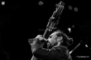 Claudio Fasoli Samadhi 5et Blue Note © Luca Vantusso