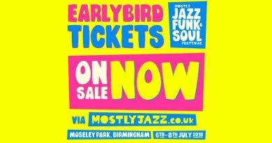 Mostly Jazz Funk And Soul Festival 2018 Birmingham Inglaterra Jazz