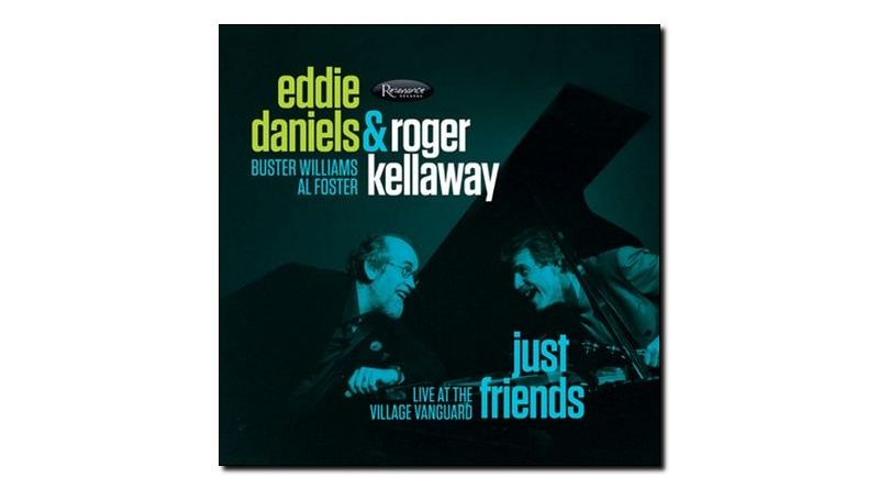 Daniels & Kellaway - Just Friends - Resonance, 2018 - Jazzespresso es