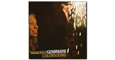 Francesco Geminiani - Colorsound - Auand, 2018 - Jazzespresso es