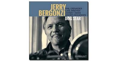 Jerry Bergonzi - Dog Star - Savant, 2018 - Jazzespresso es