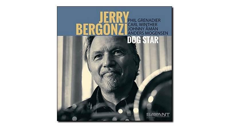 Jerry Bergonzi - Dog Star - Savant, 2018 - Jazzespresso cn