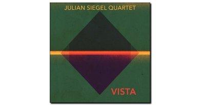 Julian Siegel - Vista - Whirlwind Recordings - Jazzespresso en