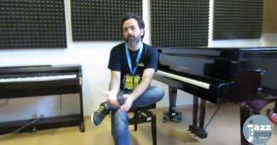 Charlie Rueda Interview Jazz Espresso Magazine Mirti YouTube