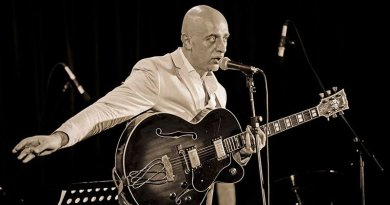 Alessio Menconi live Tokyo Japan Jazzespresso 爵士雜誌