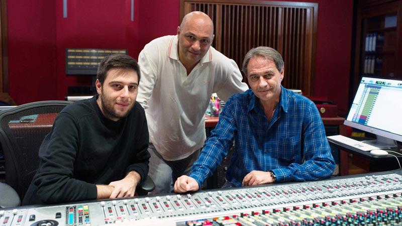 Fabrizio Salvatore Alfa Music Jazzespresso jazz Rossato 专访 爵士杂志
