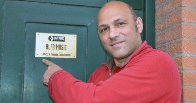 Un expreso con… <br/> Fabrizio Salvatore y Alfa Music