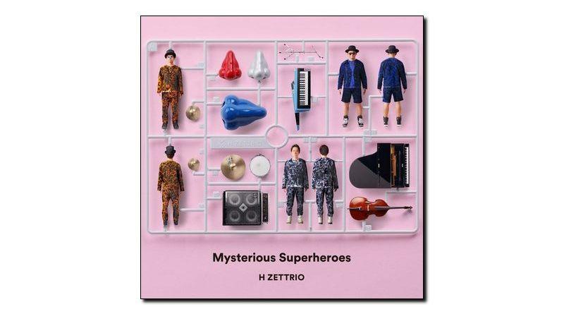 H Zettrio Mysterious Superheroes Apart Records 2018 - Jazzespresso zh