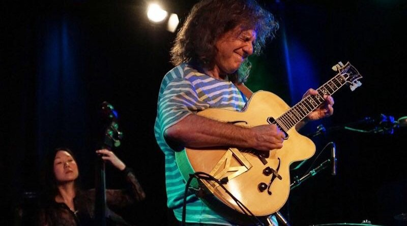 Pat Metheny North-American tour 2018 Jazzespresso Jazz Magazine