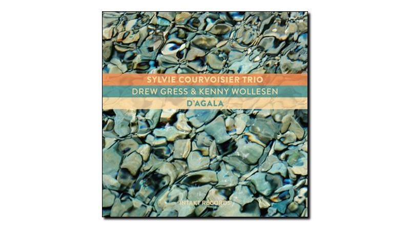 Sylvie Courvoisier Trio D'Agala Intakt 2018 Jazzespresso 爵士雜誌