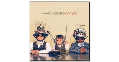 Amato Jazz Trio One Day Abeat 2018 Jazzespresso Magazine